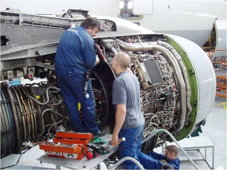 Aerospace Engineer Working Conditions : Bs aerospace engineering aeroline institute of aviation